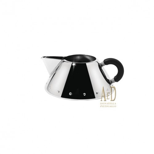 Alessi Creamer with Black handle