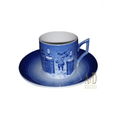 Royal Copenhagen Tazza con Piattino 2003