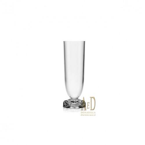 "Kartell N°4 Bicchieri Flute ""Jellies Family"""