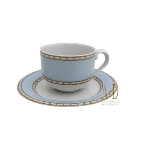 Royal Copenhagen set 4 tazzine Espresso Light B con piattino