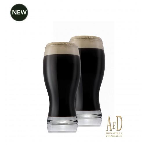 IVV Set 2 bicchieri birra scura