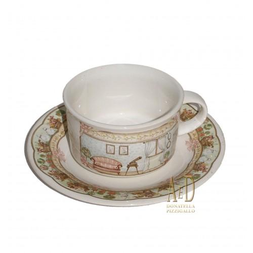 Servizio da 6 tazza da thè