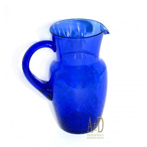 Mancioli Servizio di bicchieri blu Diamante
