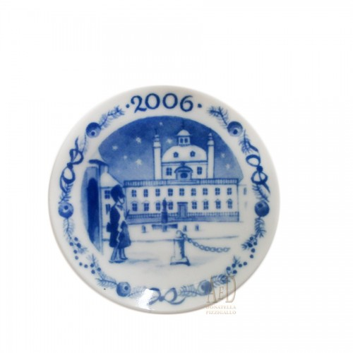2006 Royal Copenhagen plate