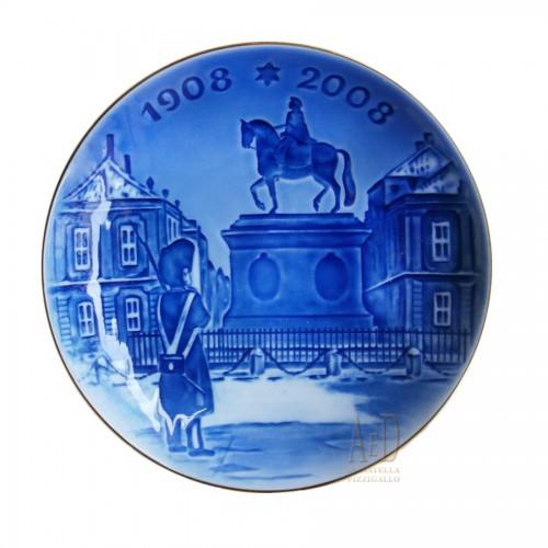 Royal Copenhagen Plate Centennial 2006