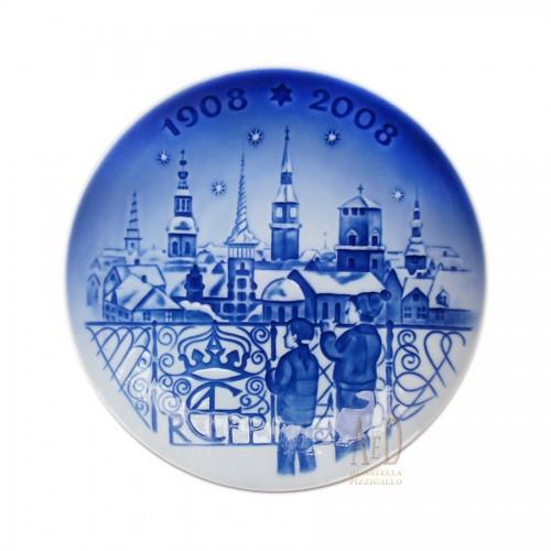 Royal Copenhagen Plate Centennial 2007