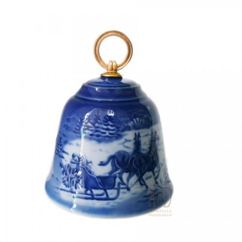 Royal Copenhagen Christmas Bell Bing Grondahl & 2005
