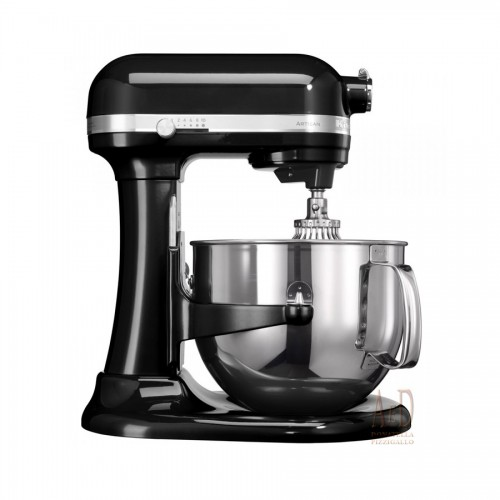 KITCHEN AID ARTISAN ROBOT with 6.9 L BOWL LIFTING black ""