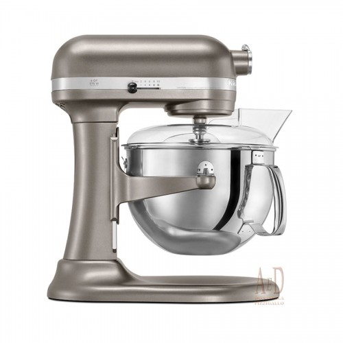 KITCHEN AID ARTISAN ROBOT LIFTED 6.9 L SILVER BOWL ""