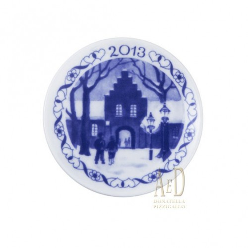 Royal Copenhagen Plate 2013