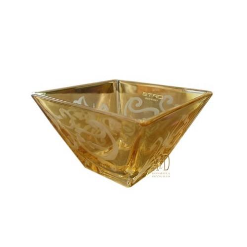 ETRO GLASS BOWL