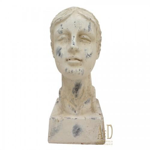 Shabby Chic Statua Decorativa