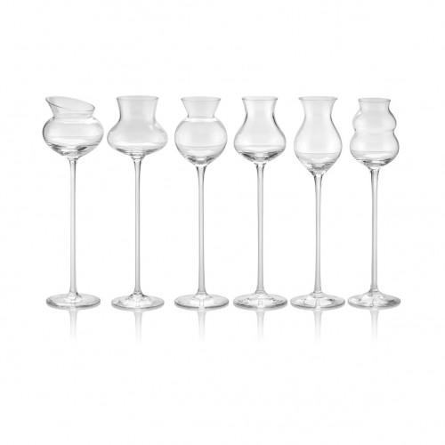 IVV distillates six goblets set