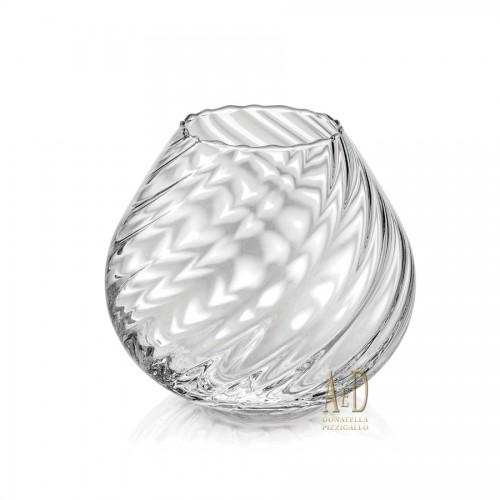 IVV NUVOLA Vaso Trasparente h. 21,5 cm